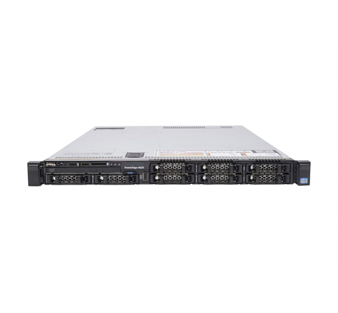 Сервер Dell PowerEdge R620 E5-2660 / 96Gb / 300Gb в наличии и на заказ