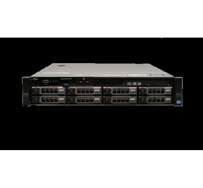 Сервер Dell PowerEdge R720 E5-2660v2 / 192Gb / 5x600Gb в наличии и на заказ