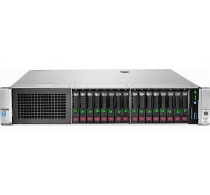 Сервер HP DL380 16 SFF Gen9 конфигуратор