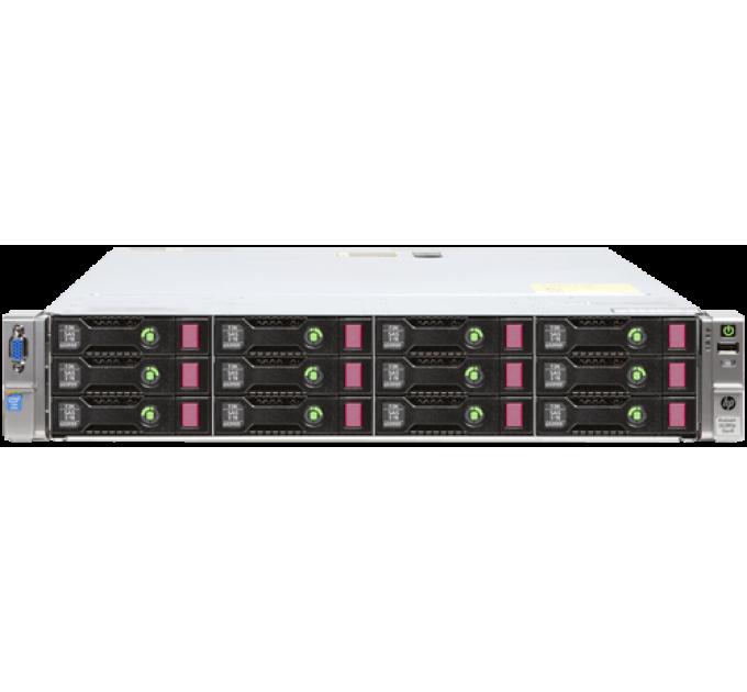 Сервер HP DL380p Gen8 E5-2630 / 32Gb / 2*600Gb