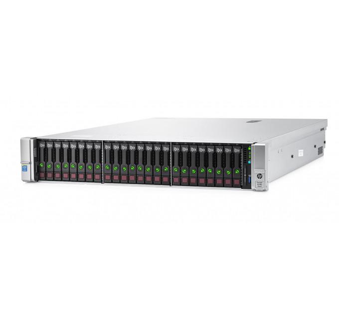 Сервер HP DL380 24 SFF Gen9 конфигуратор