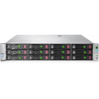 Сервер HP DL380 Gen9 E5-2680v3 / 256Gb / 2 x 960G SSD + 2 x 4Tb SATA