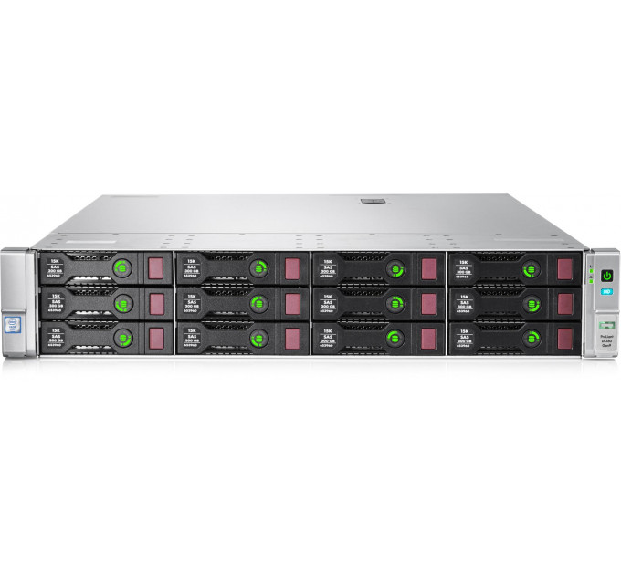"Сервер HP DL380 3.5"" Gen9 конфигуратор"