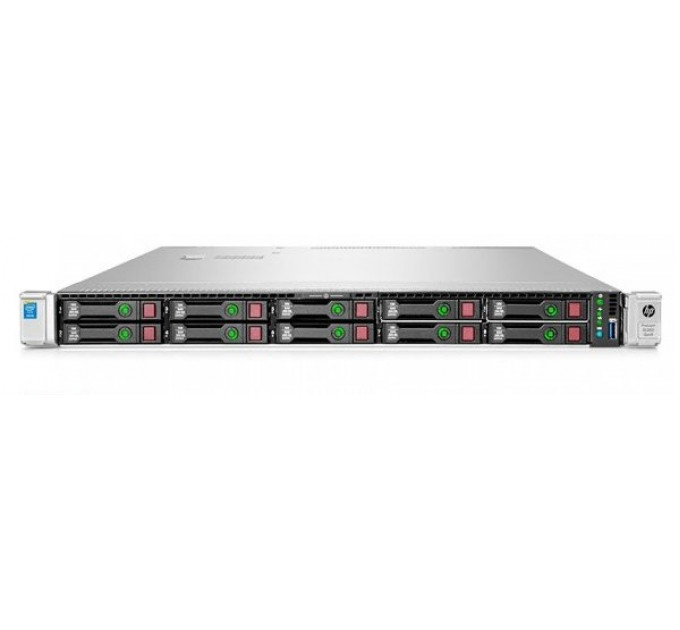 Сервер HP DL360 Gen9 10SFF конфигуратор