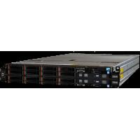Сервер IBM System x3550 M4 E5-2643 / 64Gb / 2x600Gb