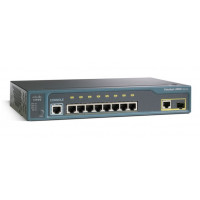 Коммутатор Cisco Catalyst WS-C2960-8TC-L