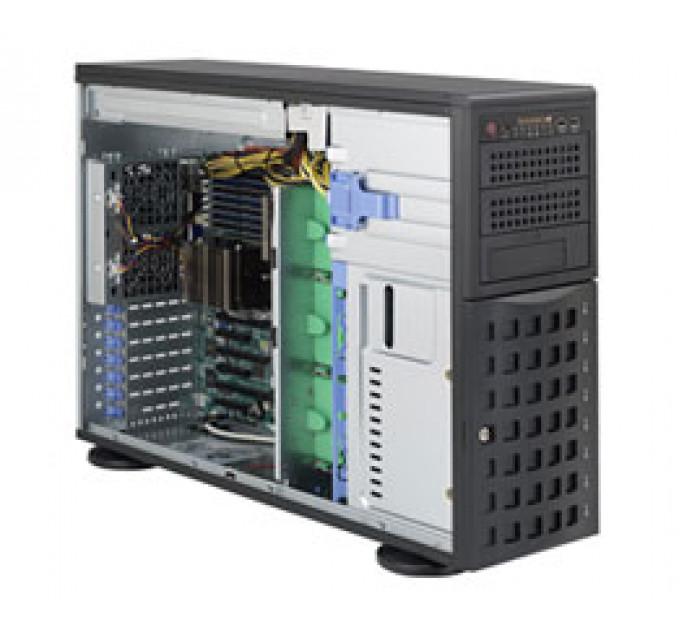 Сервер SuperMicro Xeon Scalable Tower конфигуратор